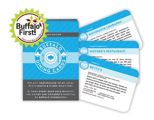 Buffalo Dining Cards